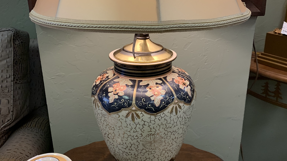 Oriental Lamp ***SOLD***