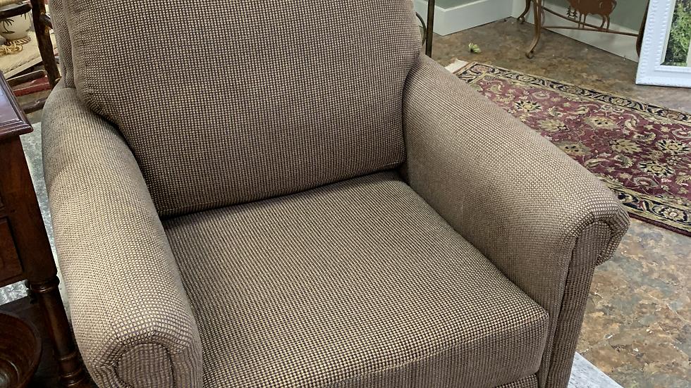 Leather Creation Custom Chair