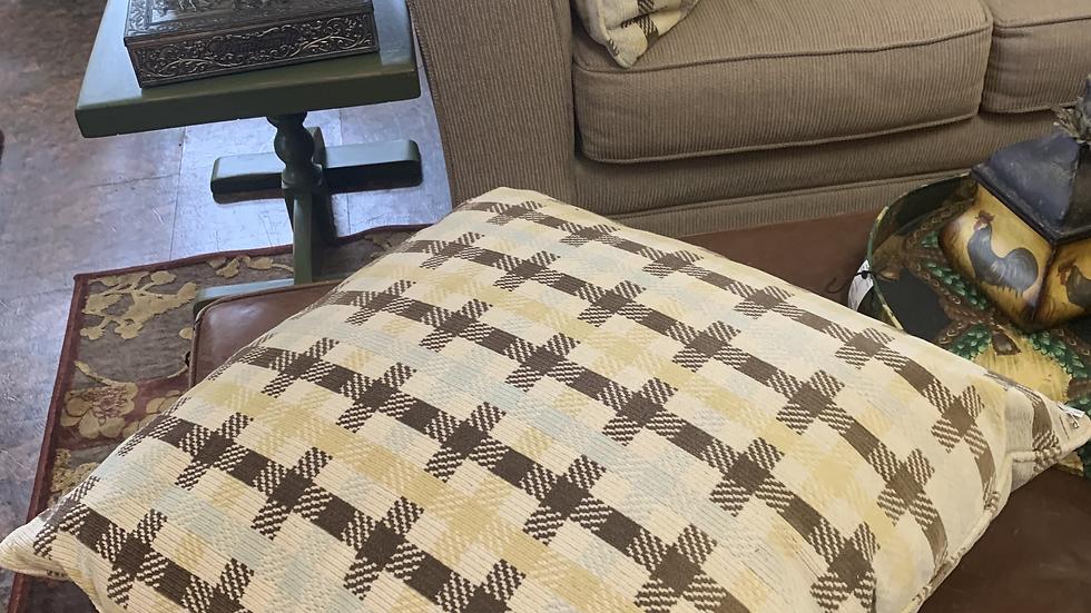 Large Square Pillow