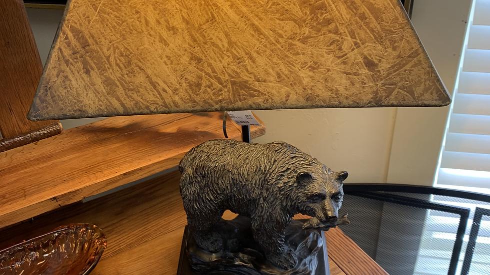 Bear Lamp ***SOLD***