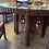 Thumbnail: Custom Made Inlaid Wood Dining Table