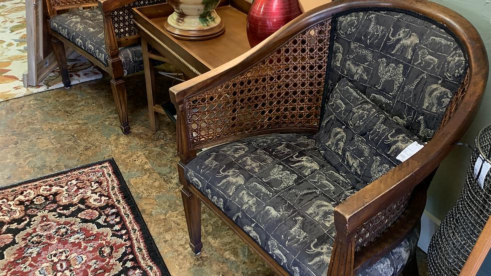 Vintage Bucket Chair ***SOLD***
