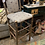 Thumbnail: SET/2 Hickory Barstools
