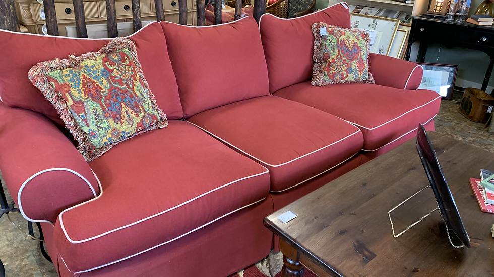 Pottery Barn Sofa, 98in Long ***SOLD***