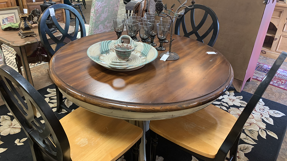 Dining Room Table with One Leaf ***SOLD***