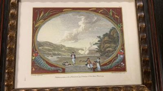 Paul Sandby Reproduction of Original Oil Painting