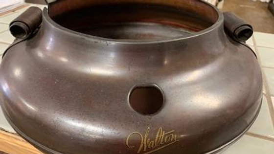 Vintage Walton Copper Humidifier Bowl **SOLD**