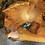 Thumbnail: Turquiose & Copper Inlay Coffee Table ***SOLD***