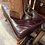 Thumbnail: Leather Chair & Ottoman.***SOLD***