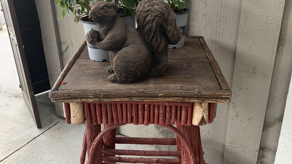 Rustic Side Table ***Sold***