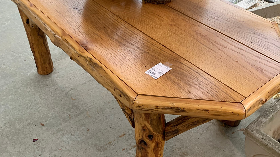 Rustic Pine Coffee Table ***SOLD***