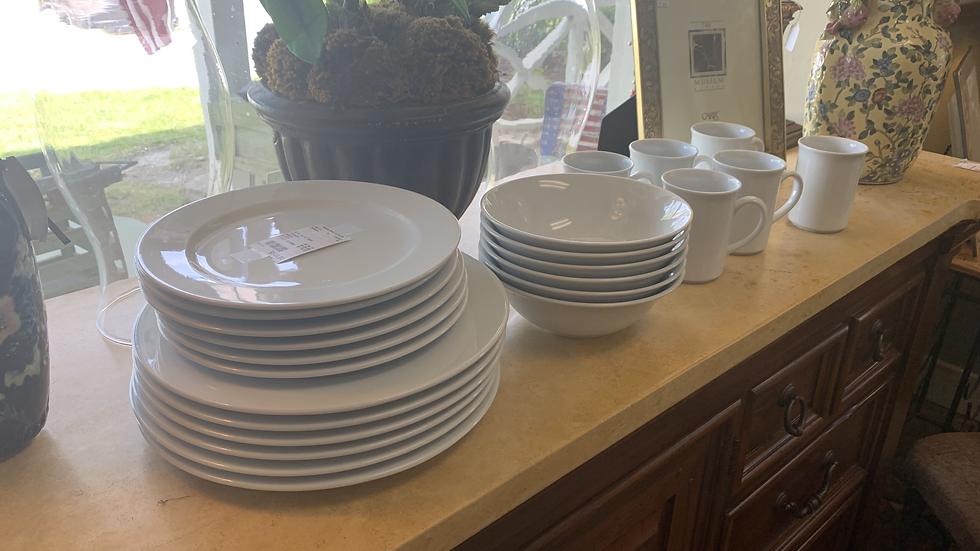 24pc. Surla Table Dish-ware