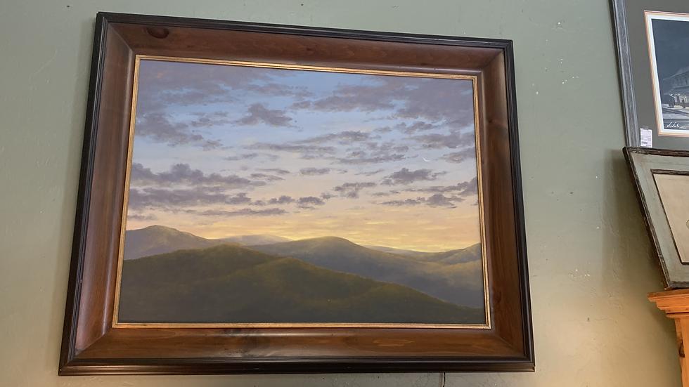 Original Painting by Local Artist David Berger