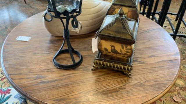 Old Oak Coffee Table ***SOLD***