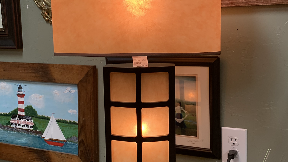 Nova Ventana Table Lamp ***SOLD***