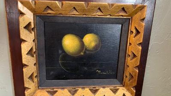 Vintage Oil Painting by Mavilo ***SOLD***
