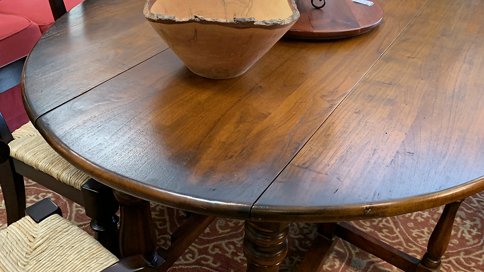 Drop Leaf Dining Table ***SOLD***