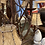 Thumbnail: Rustic Iron Pinecone Chandelier