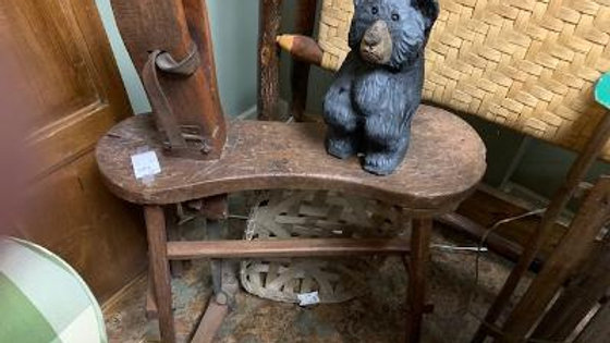 Antique Saddle Maker's Bench ***SOLD***
