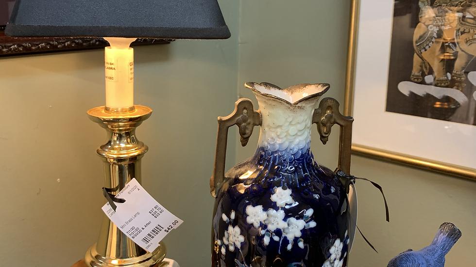Mini Brass Lamp