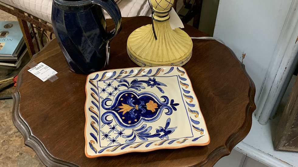 Vintage Tilt Top Table ***SOLD***
