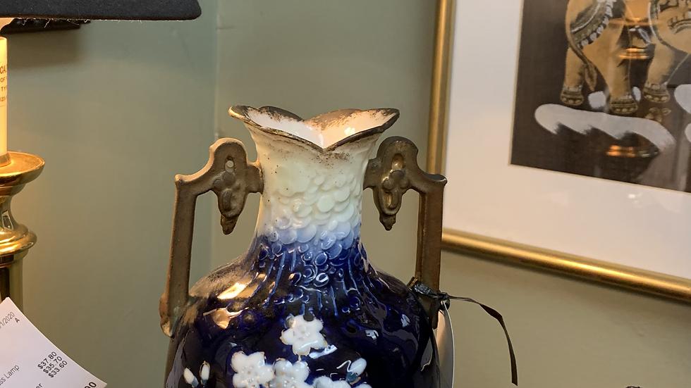 Vintage Art Noveau Vase c 1900