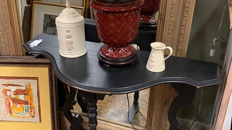 Demi-Lune Vintage Table
