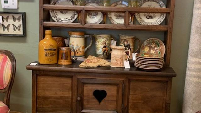 Antique Hutch ***SOLD***