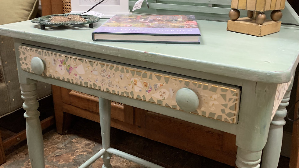 Painted Vintage Desk ***SOLD***