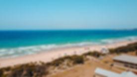 Patrolled beach