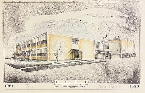 A sketch of Park Street Collegiate Institute
