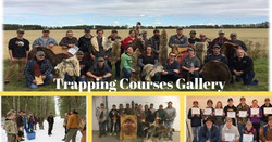 Trapping Courses Gallery Alberta Trappers