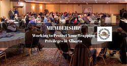 Membership Alberta Trappers Association