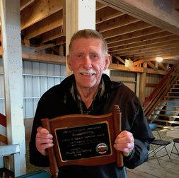 Chuck Hambling - Arthur E. Robison Memorial Award