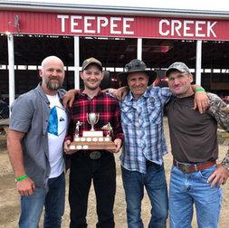 Teepee Creek 2019