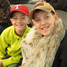 2017 Youth Trapper Camp - Alfred Lake