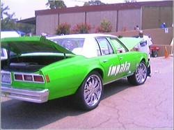 Green Impala