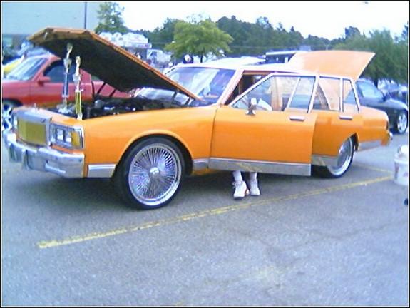 Orange Caprice