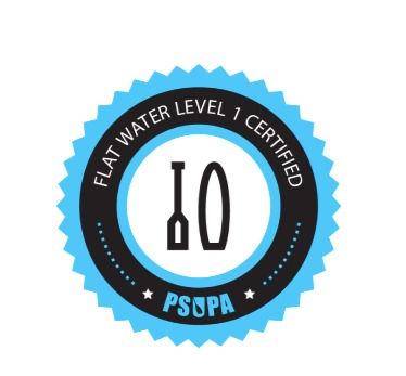 PSUPA Flat Water Level 1 Certification