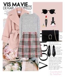 ちょっと甘さが欲しい時にはピンクを着るべき