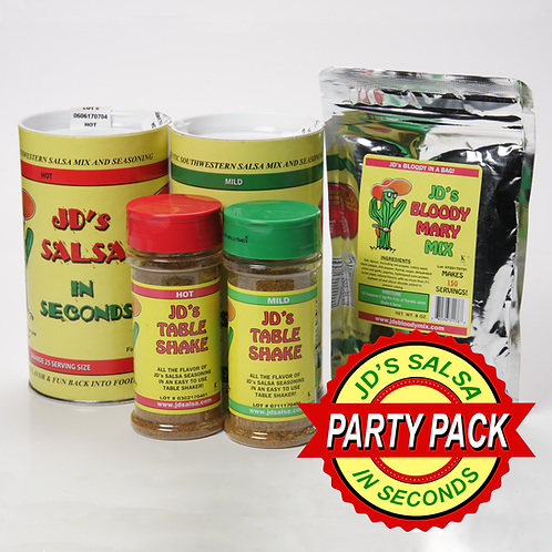 JD's Party Pack