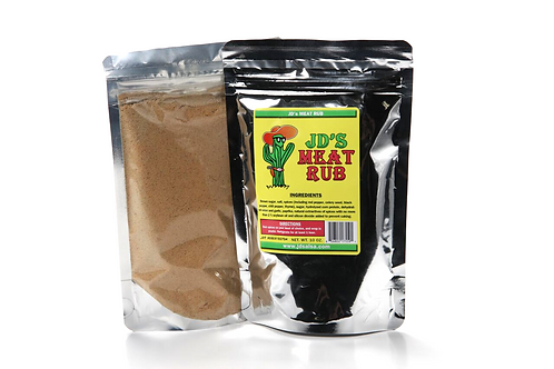 JD's Meat Rub (2 Pack)