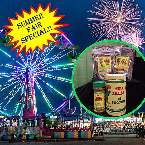 Summer Fair Special!!
