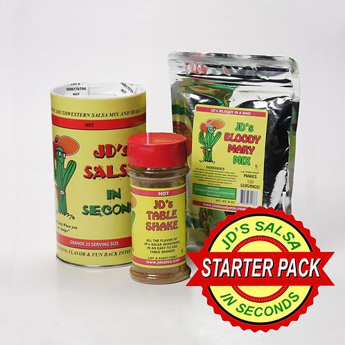 JD's Starter Pack