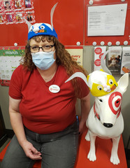 Tammy from our Target Workshop