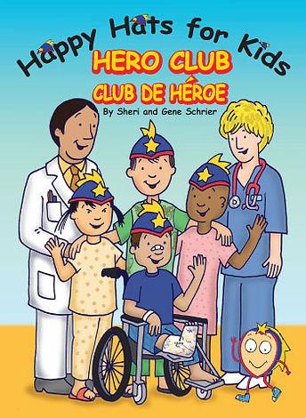 Hero Club Book