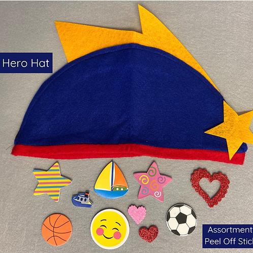 "ADD ON - ""HERO"" Hat"