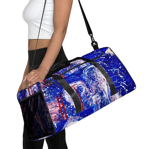 Duffle Bag Original Art - Nikki Nox Line
