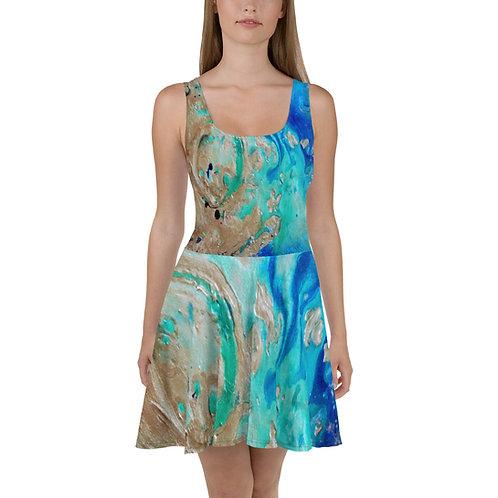 "Skater Dress ""Her Pretty Tree"""