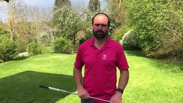 Golf Pros at Home 13: les 20 premiers centimètres du swing